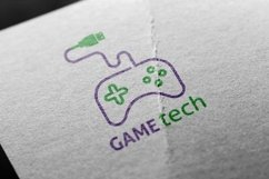 Game Tech Logo Product Image 2