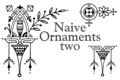 Naive Ornaments Two Product Image 3