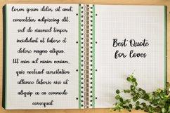Creative & Innovative | A Script Font Product Image 6