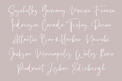 Elosiam Script Typeface Product Image 6