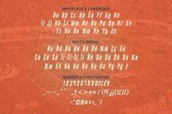 Web Font Sanhook Font Product Image 3