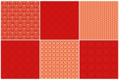 Set of seamless ornaments Product Image 5