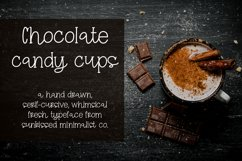 Chocolate Candy Cups Product Image 1
