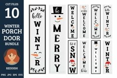 60 BESTSELLER Christmas porch signs, Christmas Welcome signs Product Image 6