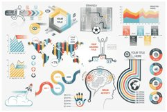 Infographic Elements Bundle (3 in 1) 2