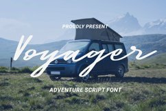 Voyager Font Product Image 1