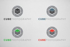 Photography Logo & Bcard Bundle Product Image 3