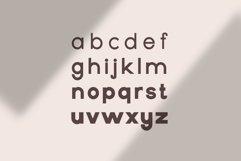 Geometrique   Sans Font Family Product Image 4