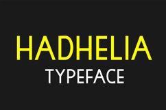 Hadhelia Sans Product Image 1