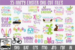 Easter SVG Bundle with 25 SVG Cut Files Product Image 1