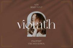 Viorath Moern Serif Font Product Image 1