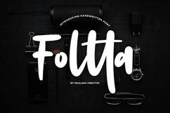 Foltta Typeface Product Image 1
