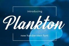 Web Font Plankton Product Image 1