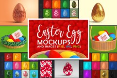 Easter Egg Mockups and Images Product Image 1
