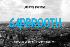 Gapbrooth Product Image 1