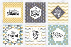Motivational Vector Letterings Product Image 6