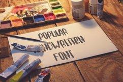 Popular handwritter decorative script Product Image 1