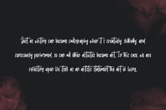 Loneliness   Brush Font Product Image 2