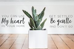 The succulent - font trio! Product Image 5