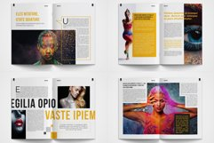 Creative Magazine Template Product Image 4