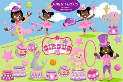 African American Pink Circus pac Product Image 1
