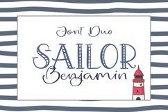 Sailor Benjamin Font Duo Product Image 1