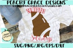 Southern Saturdays SVG Product Image 2