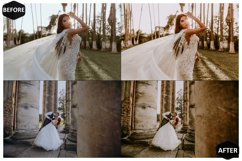 10 Moody Wedding Photoshop Actions And ACR Presets, fall Ps Product Image 5