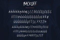BACKOFF Product Image 8