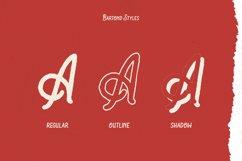 Bartond Typeface Product Image 2