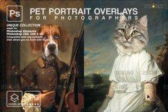 Royal Pet Portrait templates vol.15, Pet Painting Product Image 1