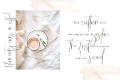 Creamy   Handwritten Font Product Image 2