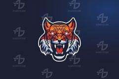 Tiger E-Sport Logo Product Image 1
