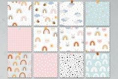 Cute rainbow patterns. Product Image 4