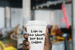Hot Chocolate -Handwritten Brush font Product Image 6