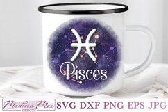 Zodiac Signs Sublimination Bundle - 12 PNG Files Product Image 3