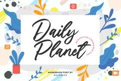 Daily Planet Handbrush Font Product Image 1
