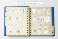 Floral stickers collection Product Image 3