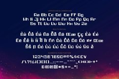 Web Font Andromeda - Display Font Product Image 3