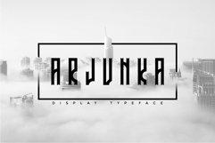 Arjunka Typeface Product Image 1