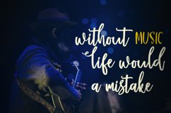 Western Script Font Duo Product Image 3