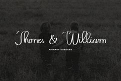 Old Barrell script font Product Image 3