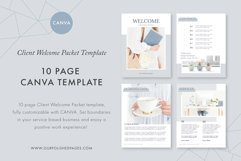 Client Welcome Packet Canva Template Product Image 1