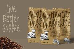 Santtoria Mood - A Quirky Monoline Font Product Image 5