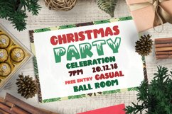 Jolly Christmas Font Product Image 4