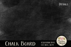 Chalkboard Texture Background Papers Product Image 4