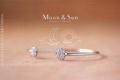 Sun and moon logos SVG collection Product Image 4