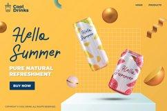 Olivia Bloom - Summer Font Product Image 2