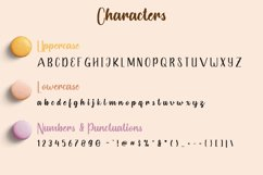 Bahenoja | Handwritten Web Font Product Image 6