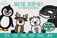 Huge 3D Animal Bundle, Layered Mandala, Best Sellers Product Image 4
